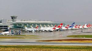 airport turkije