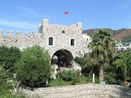 kasteel van marmaris