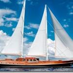 zeeboot gulet