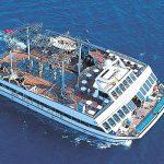 bodrum marine club catamaran