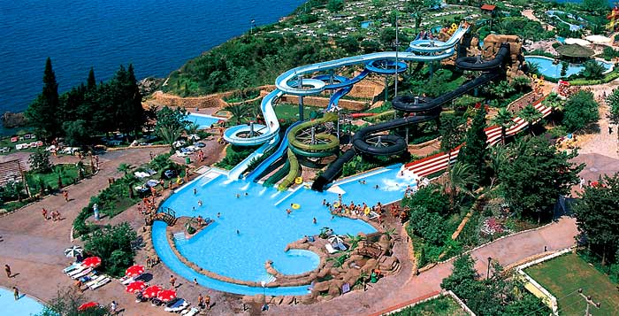 Aquapark Bodrum - Het Dezeman Aquapark Bodrum