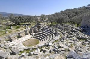 ruines iassos