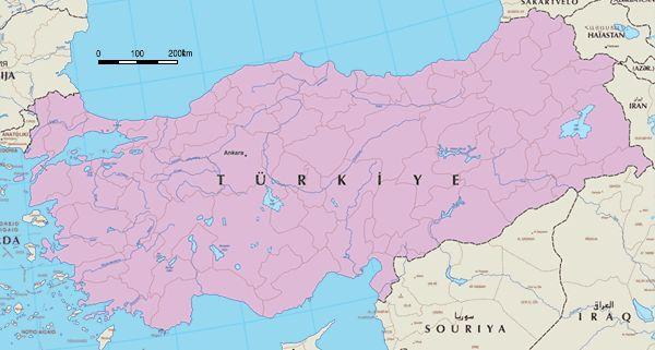 weetjes over turkije