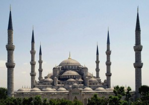 zes minaretten