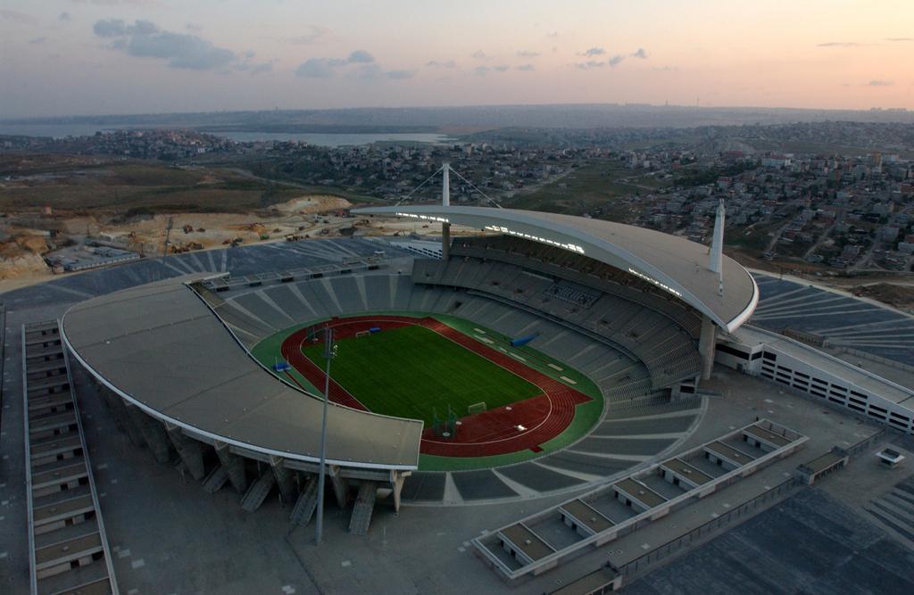 ataturk olympisch stadion