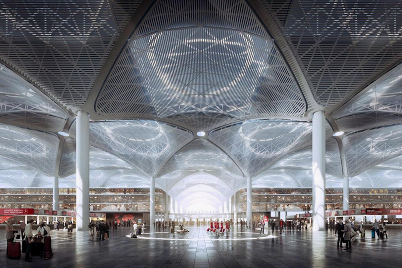 grootste vliegveld istanbul