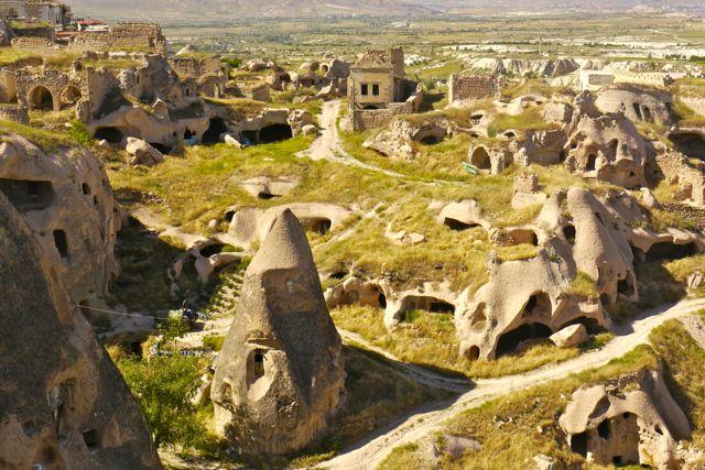 mooiste aan cappadocie