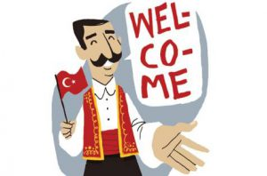 Turkse gastvrijheid