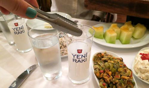 turks drankje