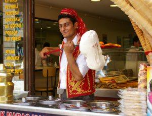 ijscoman turkije