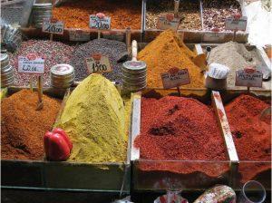 nog meer kruiden en specerijen