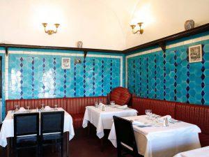 Oudste restaurant Turkije